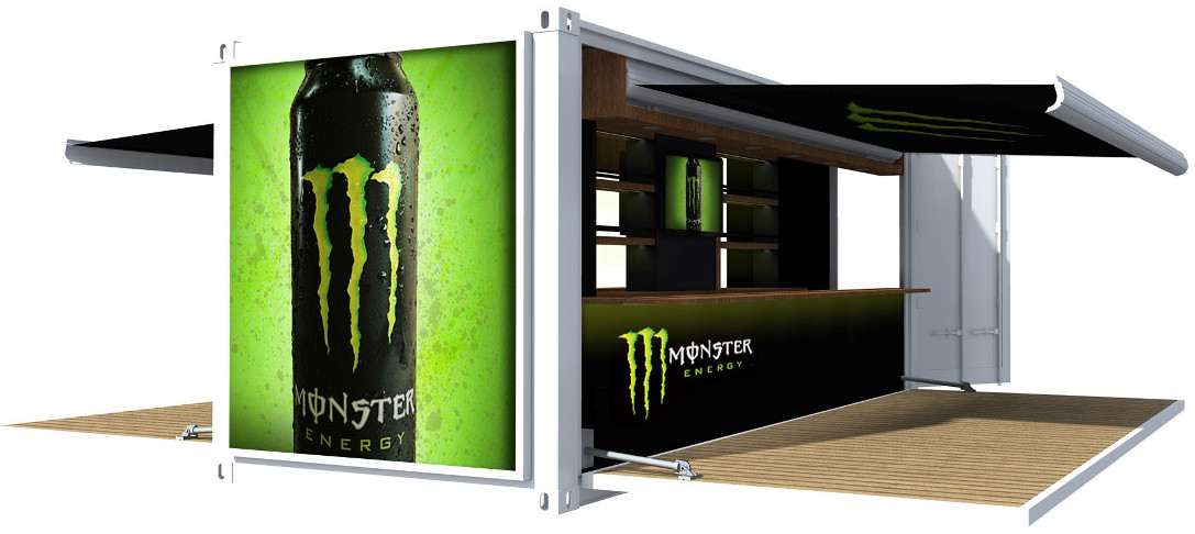 Monster Mobile Bar