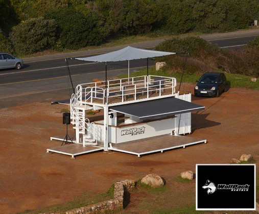 Product Launch - Mobile Bar