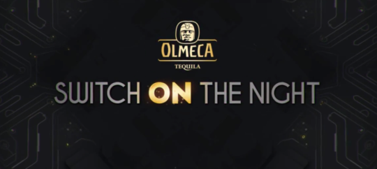 Olmeca #SwitchtOnTheNight Video