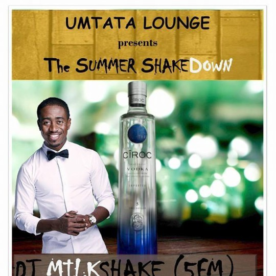 Summer Shakedown with Ciroc Vodka